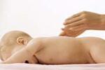 Массаж для младенцев