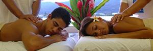 Спа массаж для двоих