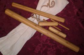 Тёплый бамбук