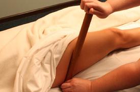 Массаж Тёплый бамбук